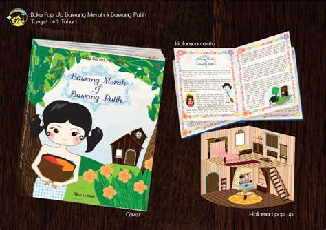 alur cerita film merah putih 1 buku cerita bawang merah dan bawang putih pop up by
