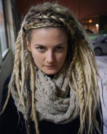 dread locks  women