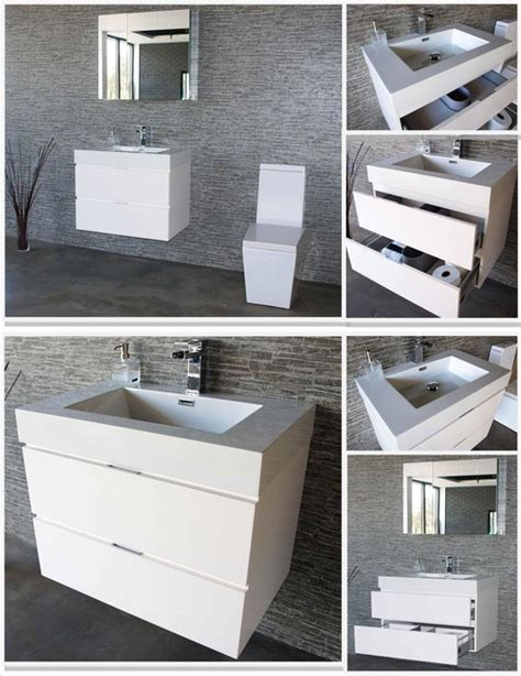 modern wall hung vanity bliss 30 quot white modern wall mounted vanity contemporary