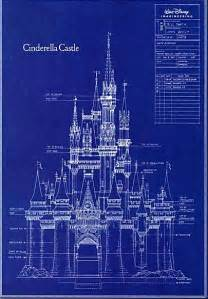 disney castle floor plan disney cinderella castle blueprint floor plans portfolio ideas pinterest disney