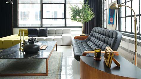 interior design montreal interior design a high contrast montreal loft