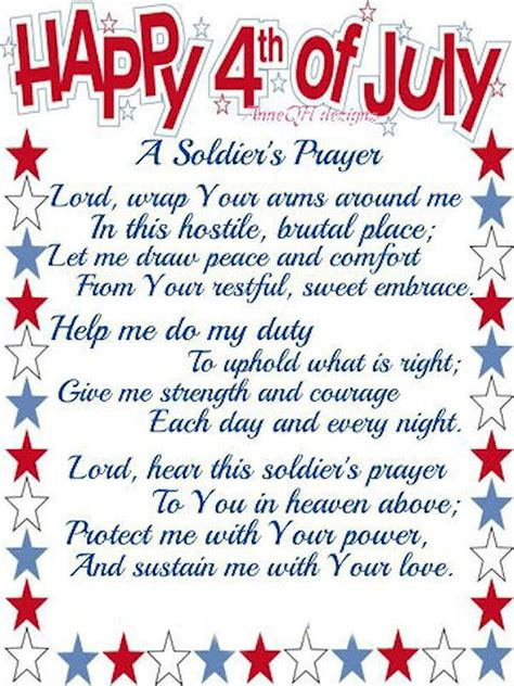 happy   july  soldiers prayer pictures   images  facebook tumblr