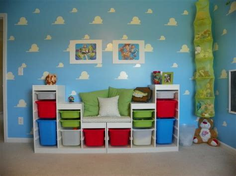 toy story bedroom ideas toy storage designs woodworking projects plans