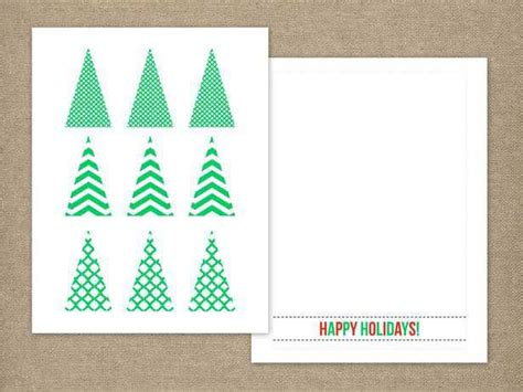 christmas cards templates 9 coloring kids