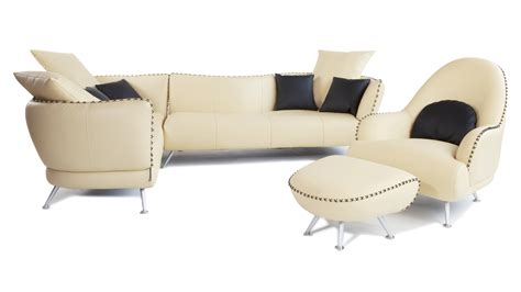 zuri furniture vitali aniline top grain leather sectional zuri furniture