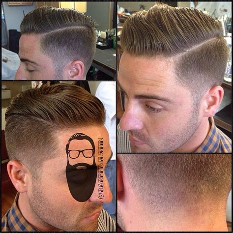 high fade comb over comb over hair pinterest comb over