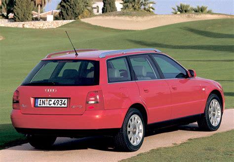 Audi A4 1 8 1996 by Audi A4 1 9 Tdi Avant B5 8d 1996 2001 Photos