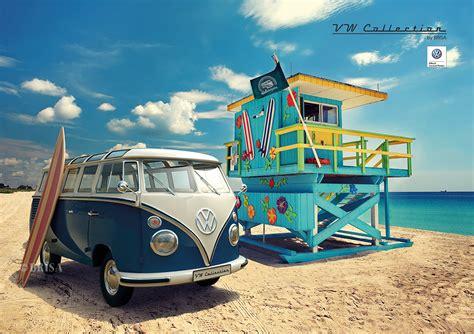 volkswagen bus beach vw t1 bus poster portrait form beach pla beach 2016
