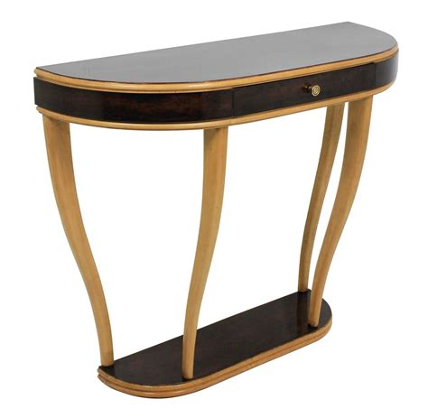 Italian Console Table A Stylish Italian Console Table At 1stdibs