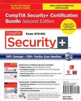 comptia security certification bundle third edition sy0 501 books comptia security certification bundle second edition