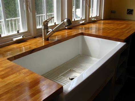 natural kitchen wooden