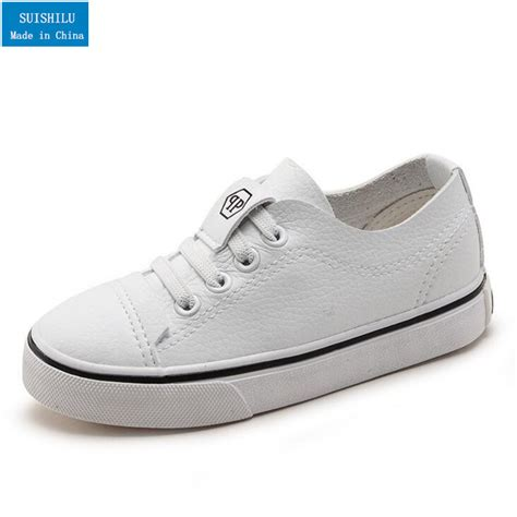 boys white sneakers child sneakers 2017 new children shoes for boys white