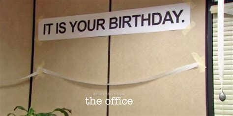 Birthday The Office by The Office Lecture Circuit Part 1