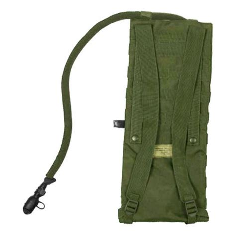 hydration ngh a l g mfh hydration bladder and carrier olive hydration packs
