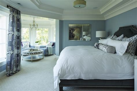 blue gray bedrooms blue and gray bedroom transitional bedroom benjamin