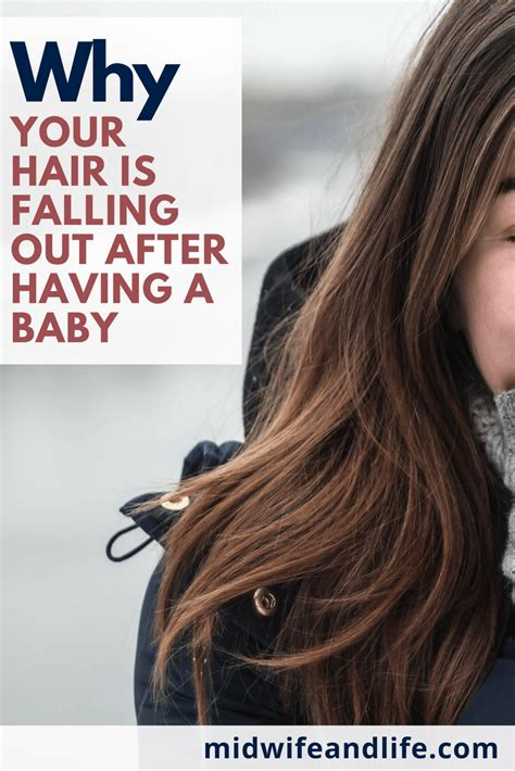 why do hair extensions fall out why your hair is falling out after pregnancy midwife and