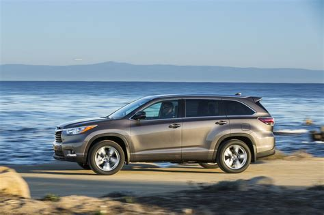 Toyota Highlander Used 2014 2014 Toyota Highlander Pictures Photos Gallery