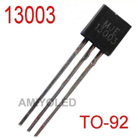 transistor e13003 2 transistor e13003 2 28 images aliexpress buy free shipping 50pcs mje13003 e13003 2 e13003 to