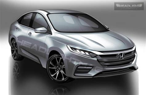 honda new city 2020 next honda city what it could look like
