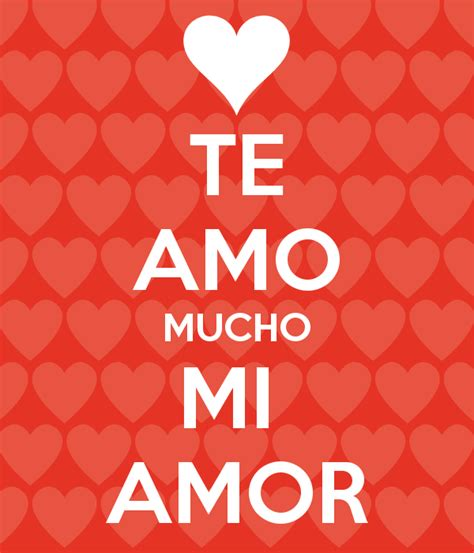 download lagu te amo mi amor te amo mucho mi amor poster daniel martinez keep calm