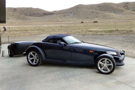 chrysler roadster 2001 chrysler prowler roadster 199312