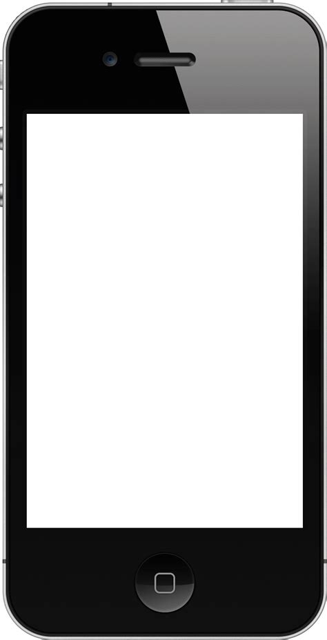 Blank Iphone Template iphone design frame