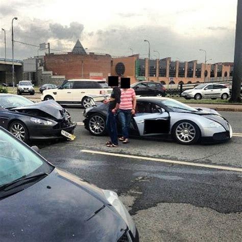 bugatti crash for sale bugatti veyron in s most expensive car crash near moscow