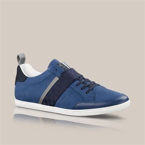Sepatu Pria Louis Vuitton Pantofel Leather 07 waterline sneaker via louis vuitton mans wear