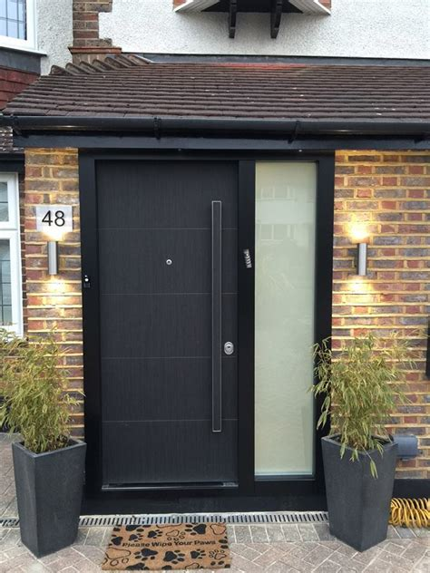 High Security Front Door High Security Exterior Doors High Security Front Doors Sunfold Systems Esi Building Design