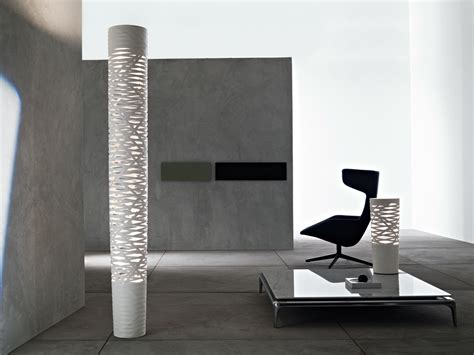 foscarini tress floor l buy the foscarini tress floor l white at nest co uk