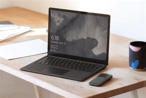surface laptop 2 surface laptop 2 microsoft unveils new surface laptop 2