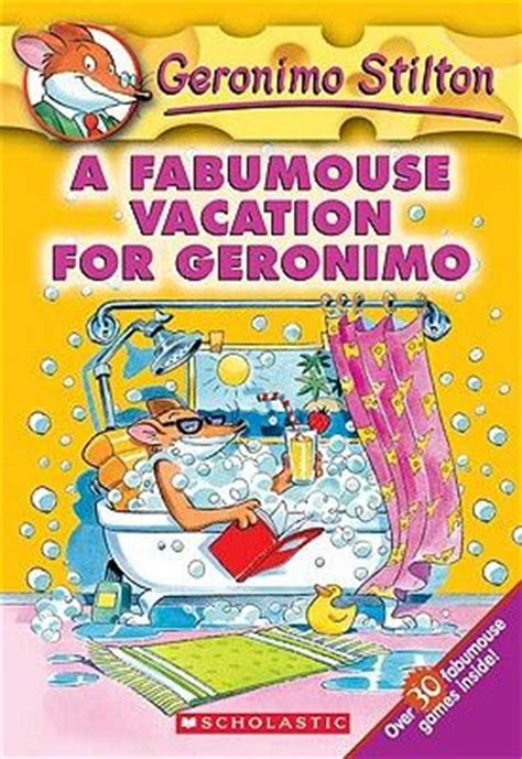 furred lines peculiar mysteries books a fabumouse vacation for geronimo by geronimo stilton quiz