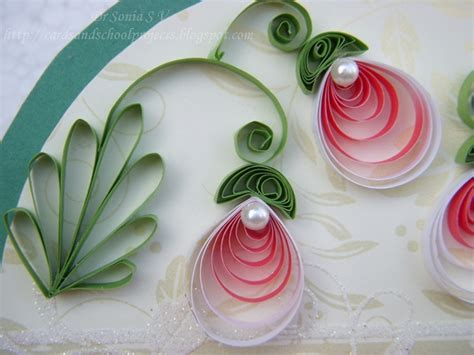Quilling Paper Craft Tutorial - cards crafts projects 7 1 11 8 1 11