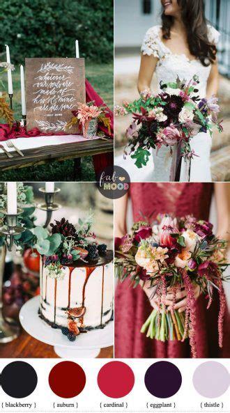 Fab Fall Shades by Purple Archives 1 Fab Mood Wedding Colours Wedding