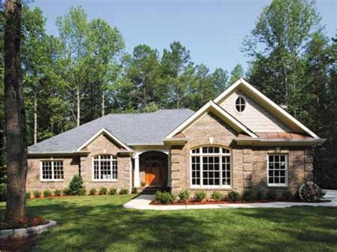 One Story Colonial House Plans by Eplans Colonial House Plan Classic Ranch With Up To Date