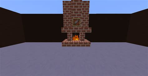 How To Make In A Fireplace by How To Build A Cool Fireplace In Minecraft Bc Gb