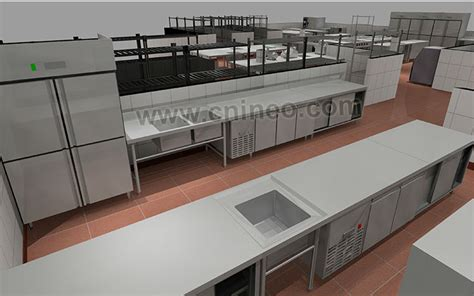 hotel kitchen design professional restaurant and hotel kitchen design free 3d