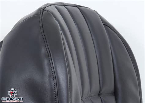 jeep xj leather seat covers 1999 2000 jeep grand limited leather seat cover