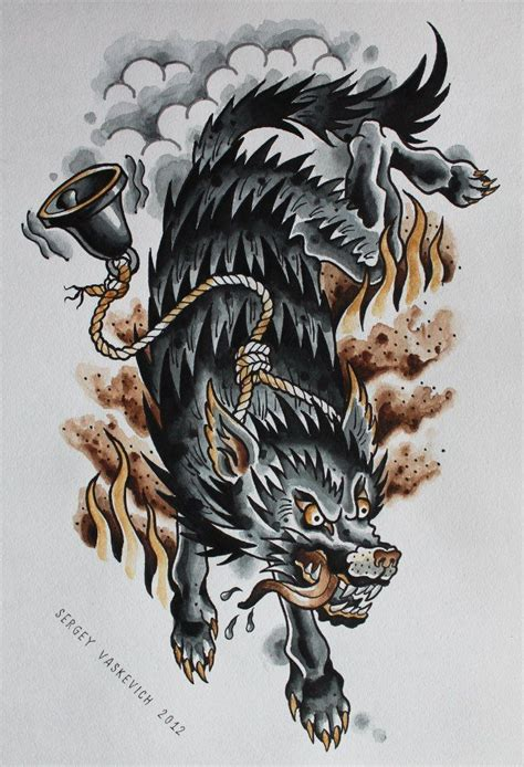 japanese wolf tattoo 191 best images about neo traditional flash on