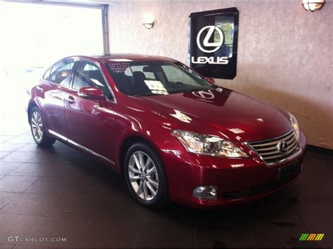 red lexus lexus es 350 2014 red www pixshark com images