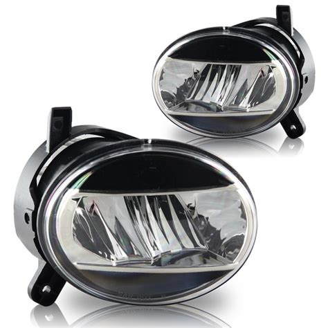 audi a4 fog light replacement winjet 2009 12 audi a4 led replacement fog lights kit clear