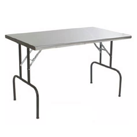 Folding Stainless Steel Table Restaurant Equipment And Supplies Restaurant Furniture Tables Chairs Bar Stools