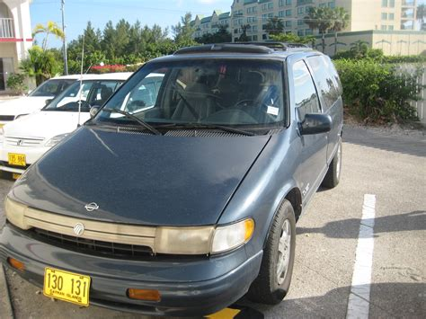 nissan quest 1994 1994 nissan quest photos informations articles