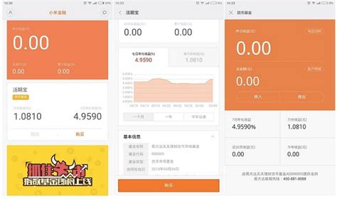 alibaba money market fund xiaomi sees dollar signs in consumer finance