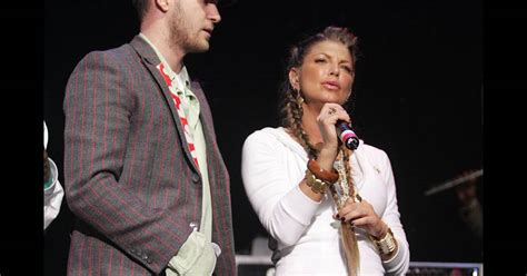 Fergie Performs With Justin Timberlake by Justin Timberlake Et Fergie Rappelez Vous Tout De M 234 Me Qu