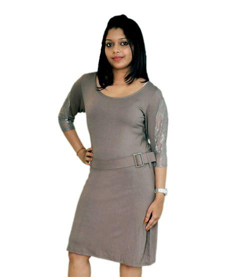buy lulu fedler brown medium dresses at best