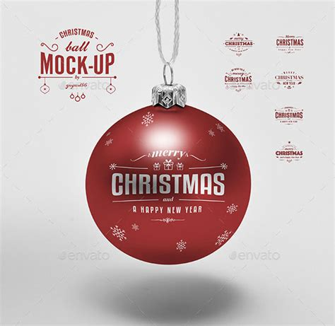 25 best christmas mockup psd templates web amp graphic