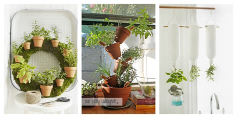 Indoor Garden Ideas Apartment 14 Fabulous Upcycled Indoor Garden Ideas Balcony Garden