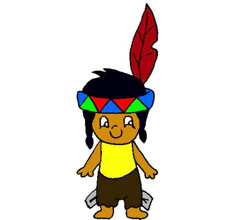 Imagenes Animadas Indigenas | dibujos animados de indigenas imagui