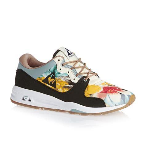 flowers shoes le coq sportif lcs r 1400 flowers shoes black free uk